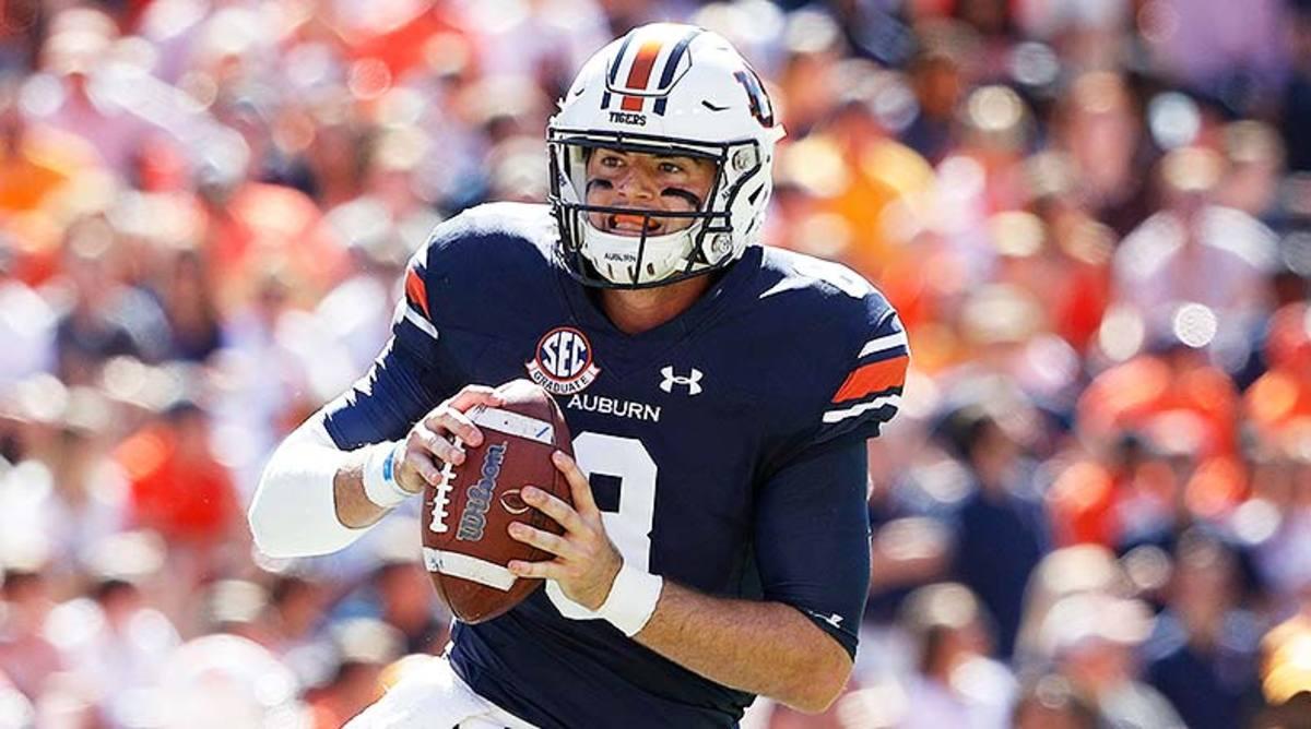 Auburn Tigers vs. Ole Miss Rebels Prediction and Preview: Jarrett Stidham