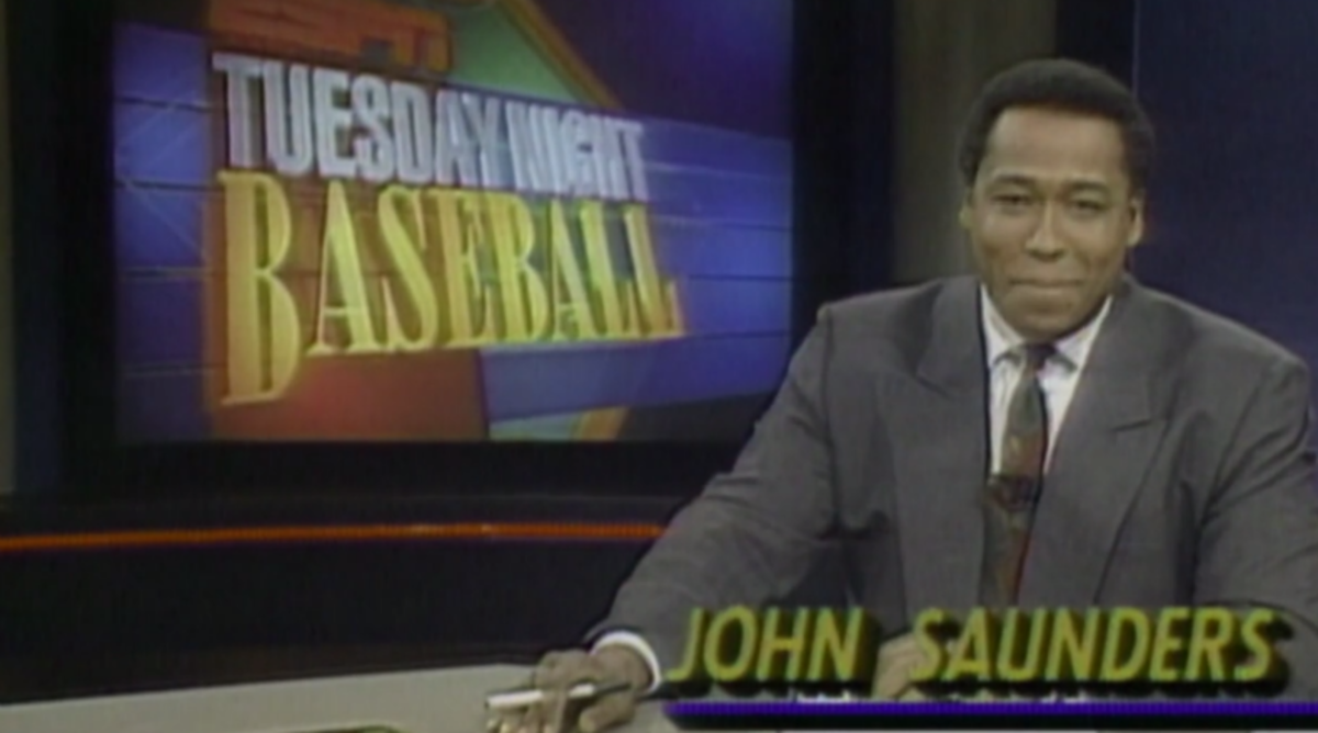 ESPN Creates a Touching Tribute For John Saunders
