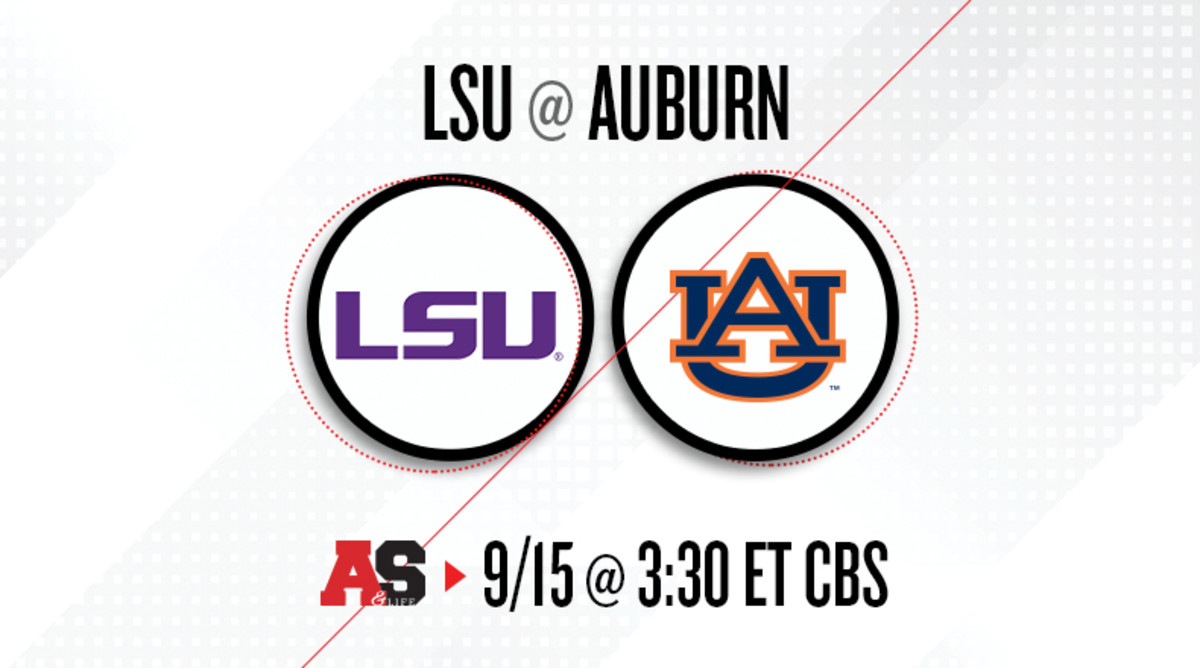 LSU Tigers vs. Auburn Tigers Prediction and Preview
