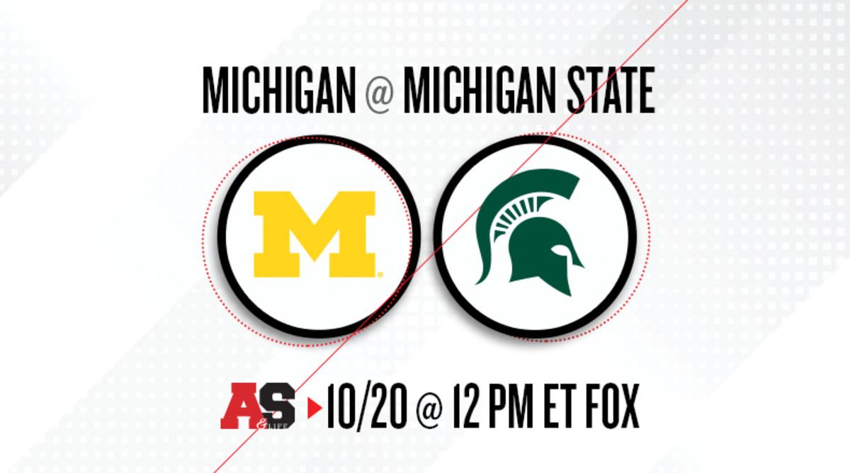 Michigan Wolverines vs. Michigan State Spartans Prediction and Preview