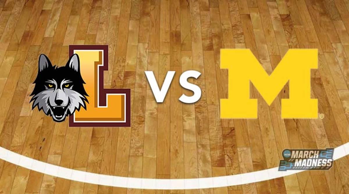 Loyola Ramblers vs. Michigan Wolverines