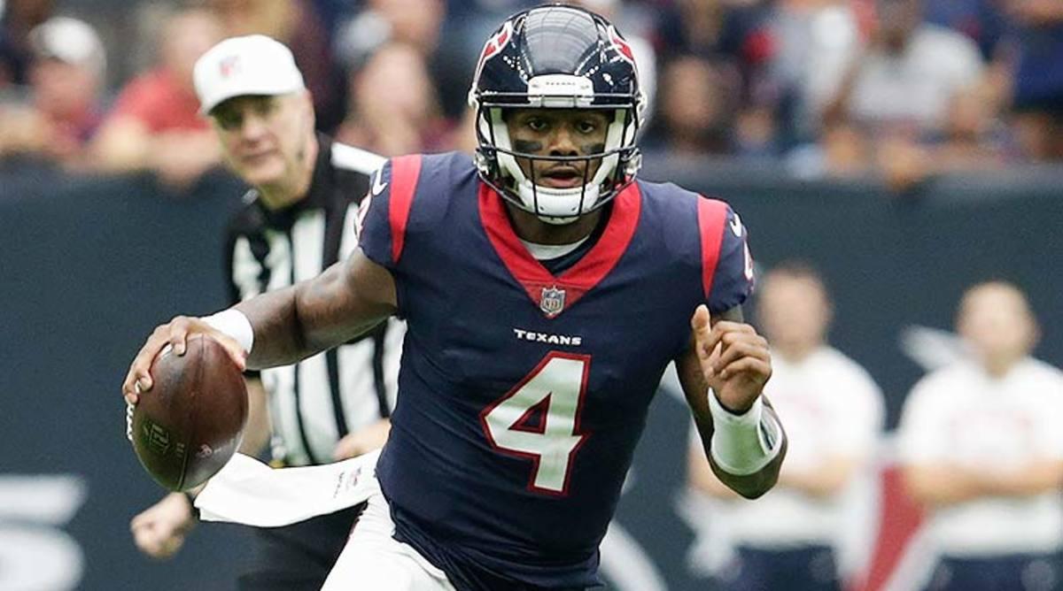 Deshaun Watson: Quarterback Rankings Week 6