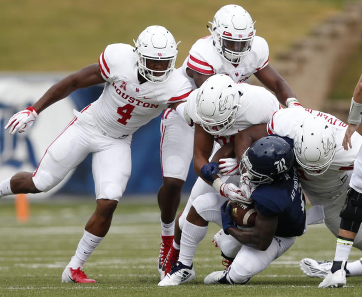Houston Football: Isaiah Chambers, Garrett Davis Buoy an Elite Cougars Defense with Ed Oliver