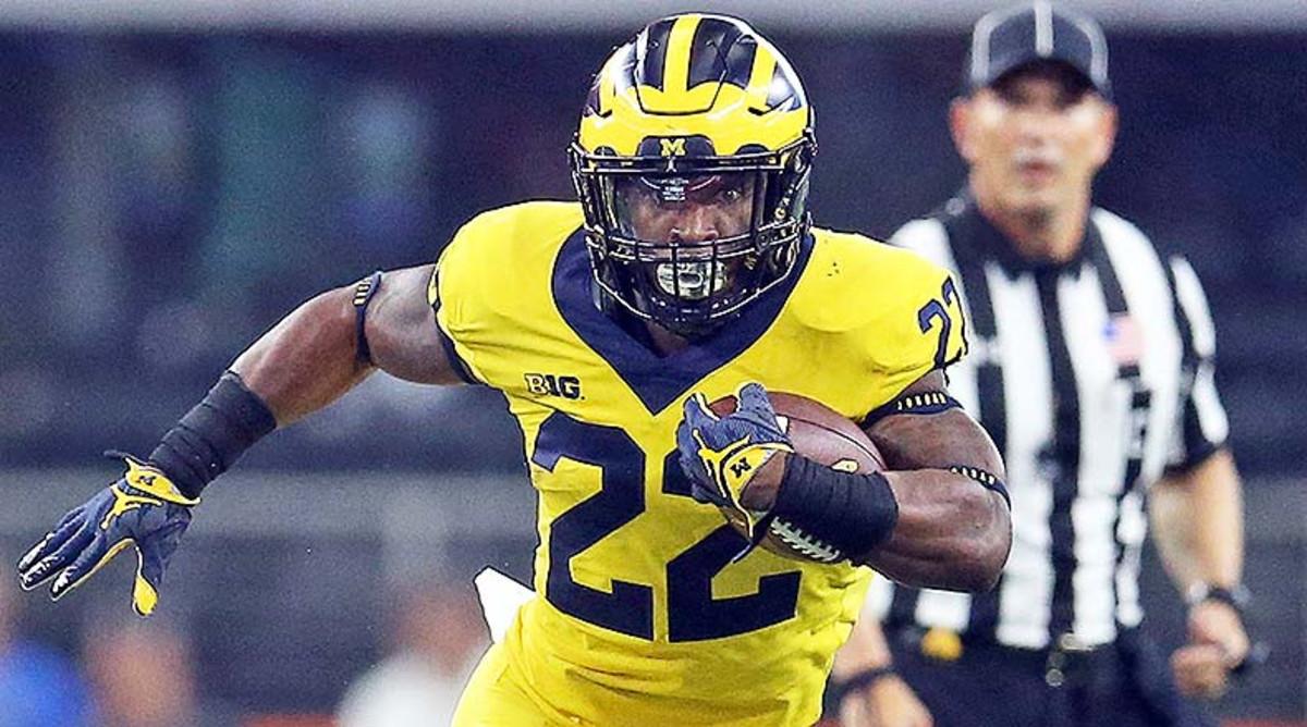 Karan Higdon, Michigan Wolverines Football