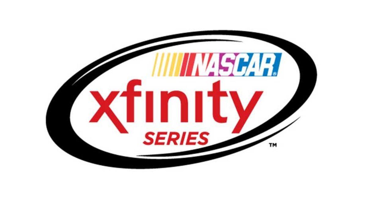Xfinity Series NASCAR racing schedule