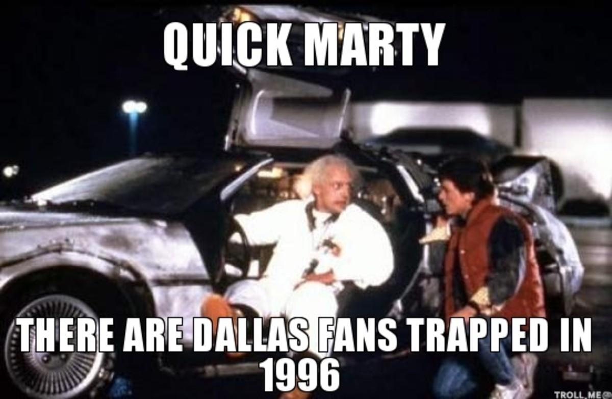 Dallas Cowboys Funny Meme