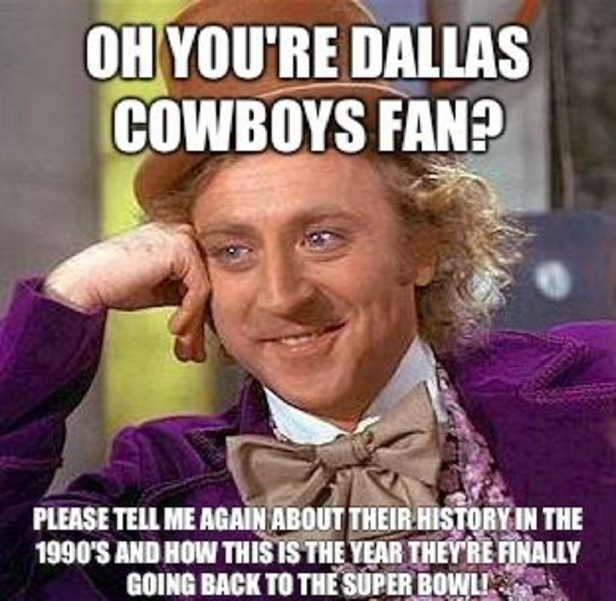 Funny Dallas Meme