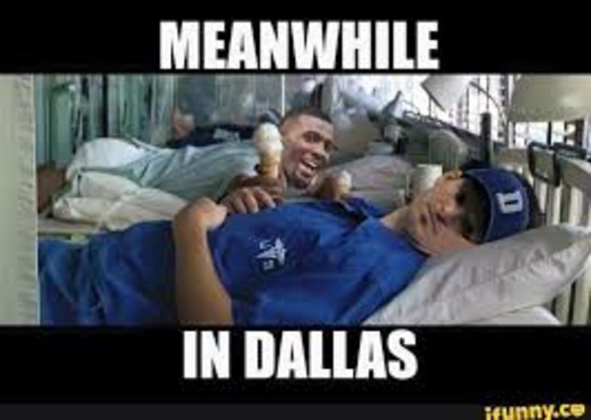 Hilarious Dallas Cowboys Meme