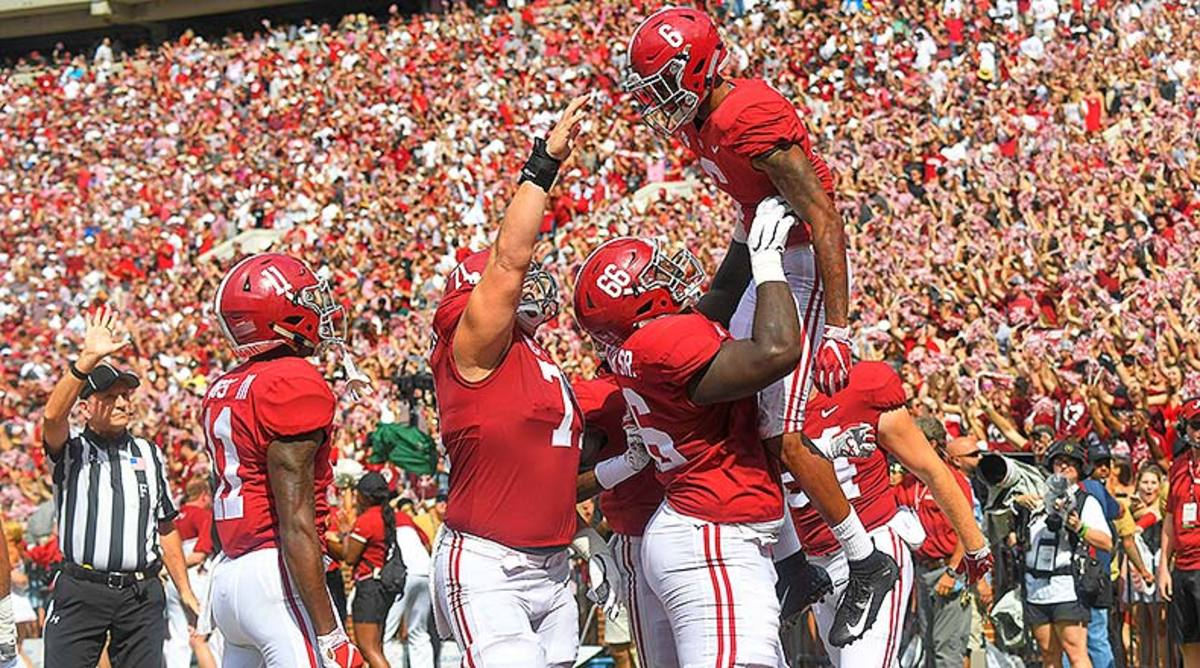 10 Most Hyped Teams in College Football History: 2018 Alabama Crimson Tide