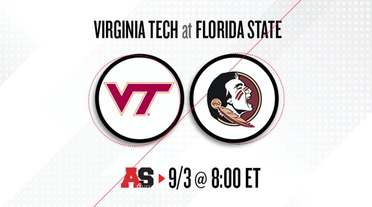 Virginia Tech Hokies vs. Florida State Seminoles Prediction and Preview