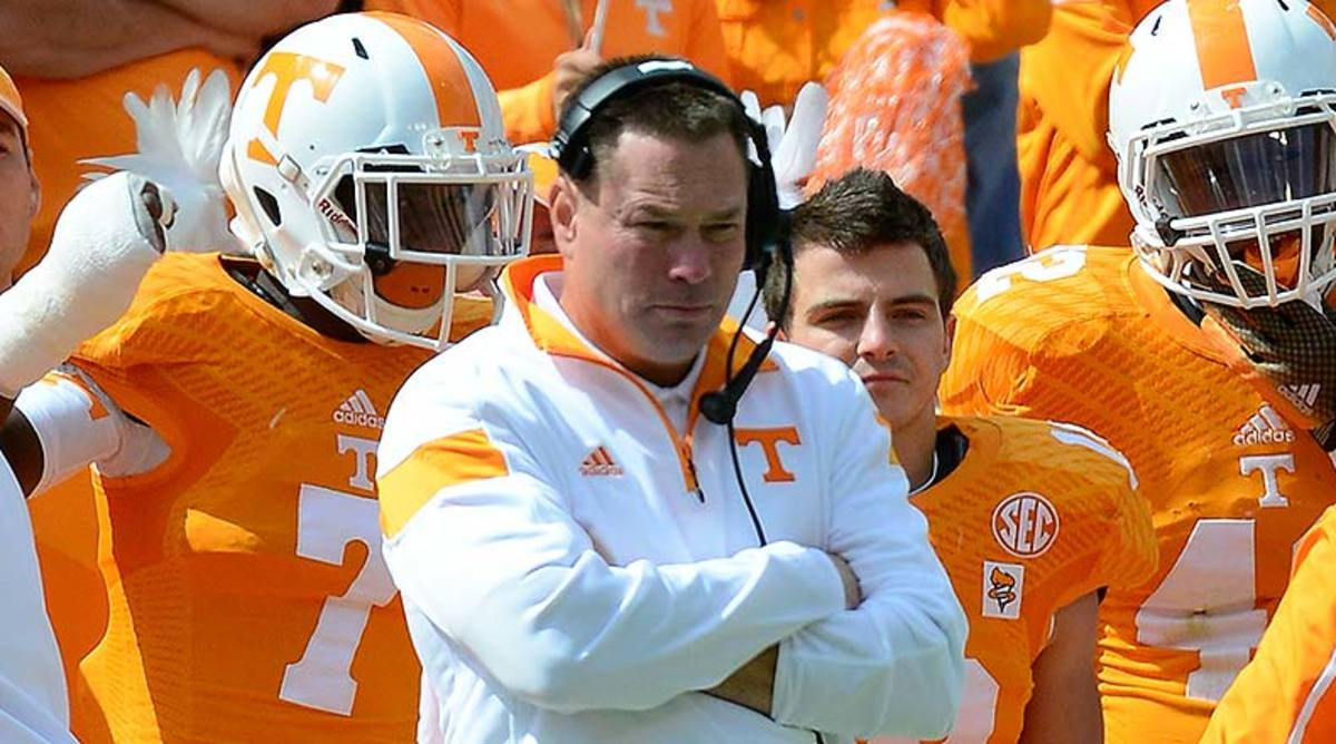 Butch Jones, Tennessee Football