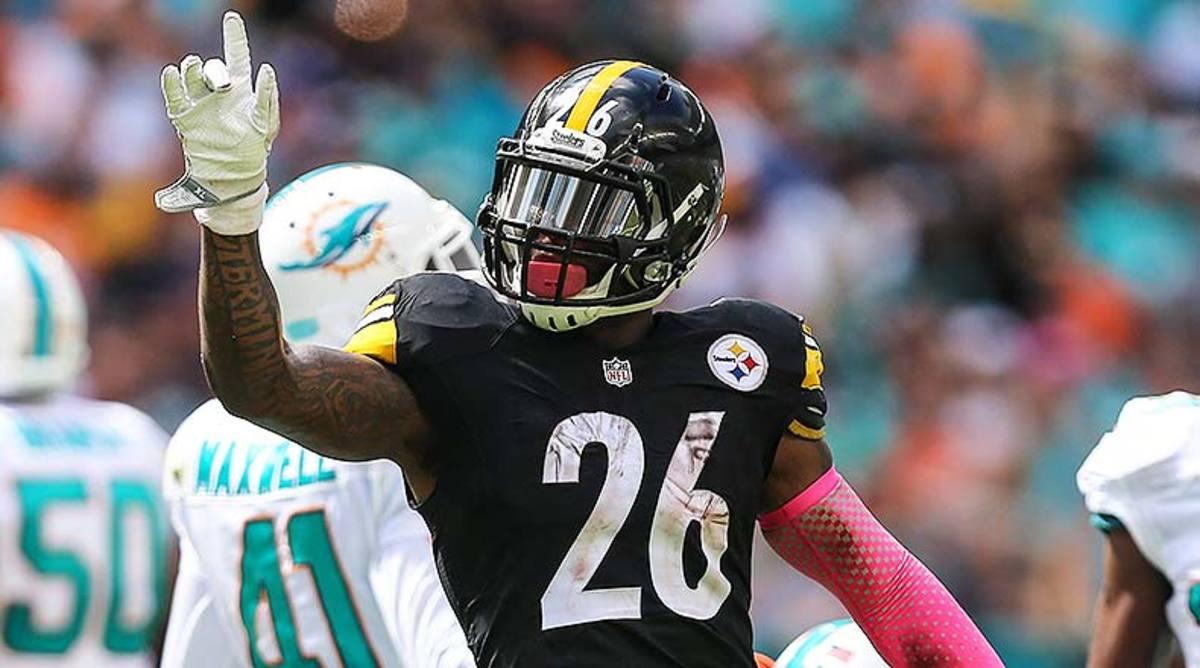 NFL Bye Weeks: Le'Veon Bell