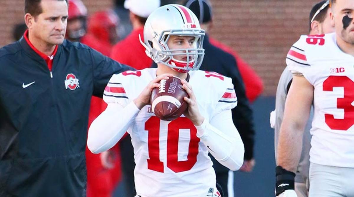 Looking Back at Ohio State's 2015 Recruiting Class, Joe Burrow