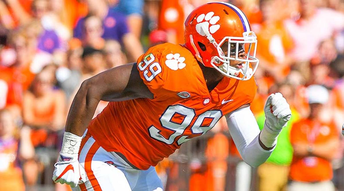 Clemson Tigers Midseason Review and Second Half Preview: Clelin Ferrell