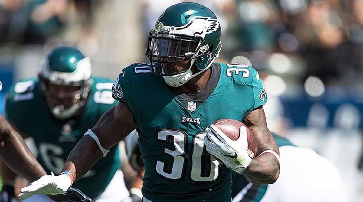 NFL Injury Report: Corey Clement