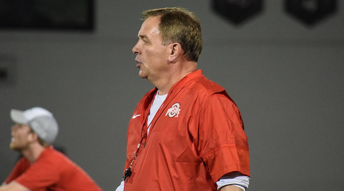 Kevin Wilson, Ohio State Buckeyes Football