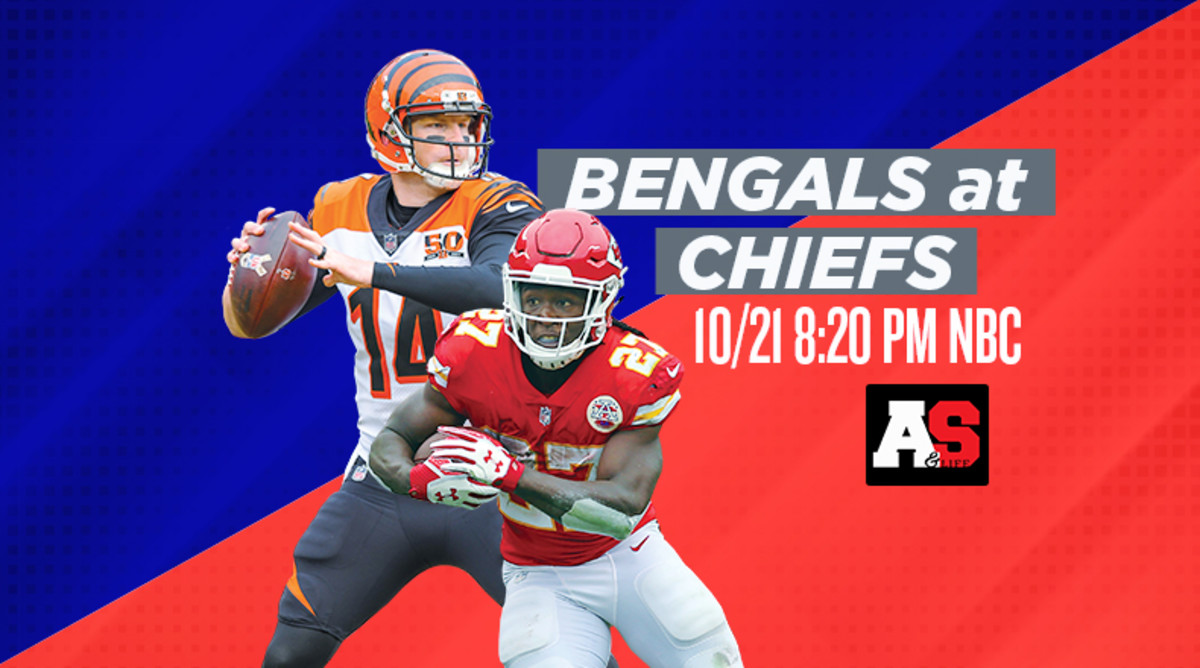 Sunday Night Football: Cincinnati Bengals vs. Kansas City Chiefs Prediction and Preview
