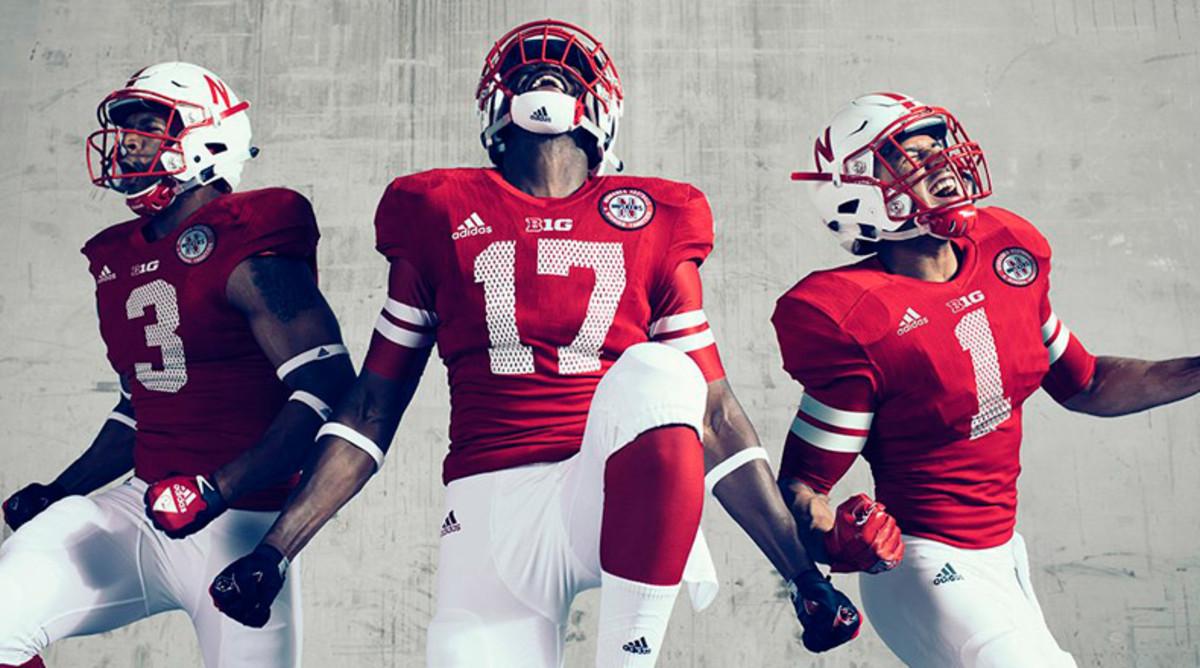 Nebraska Cornhuskers Football Alternate Uniform