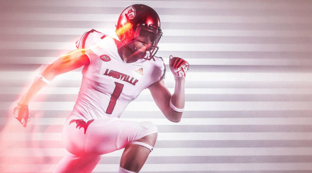 Louisville Football: Cardinals Reveal Sweet New Uniforms for 2018
