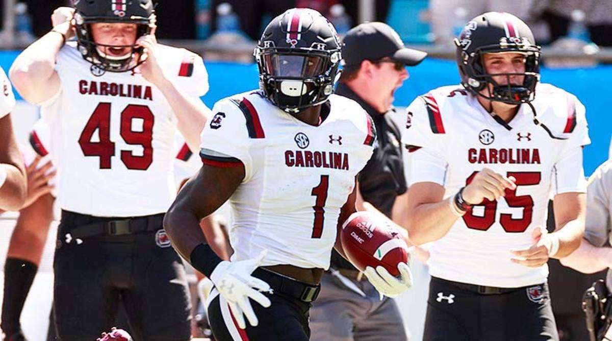 Deebo Samuel, South Carolina Football