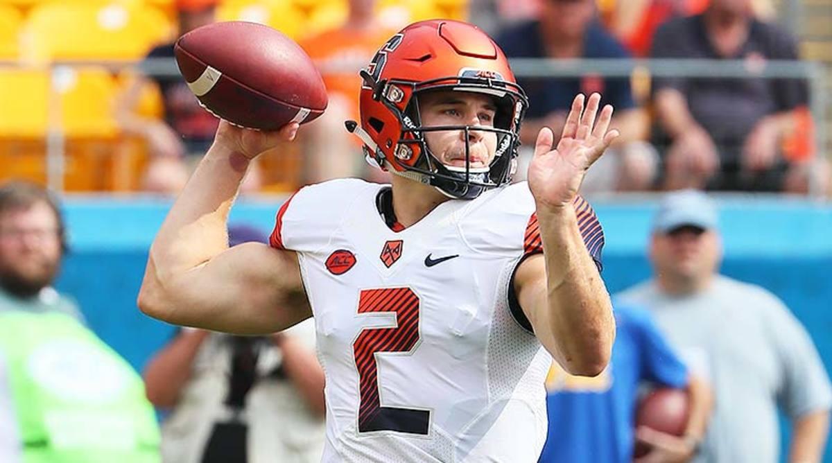 North Carolina Tar Heels vs. Syracuse Orange Prediction and Preview: Eric Dungey