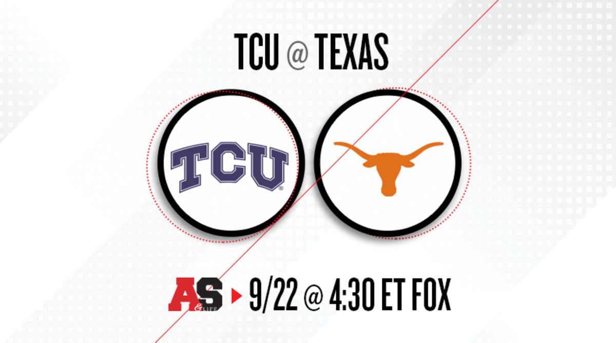 TCU Horned Frogs vs. Texas Longhorns Prediction and Preview