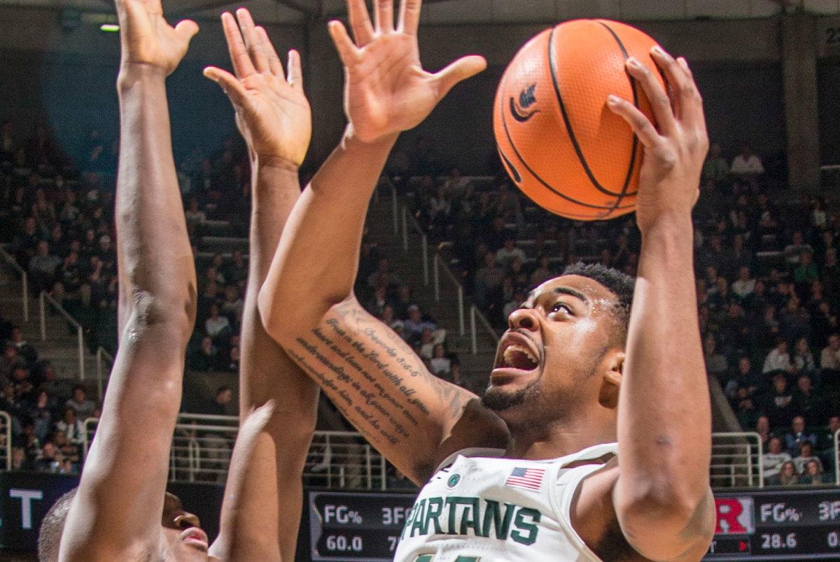 Michigan State Basketball: Nick Ward