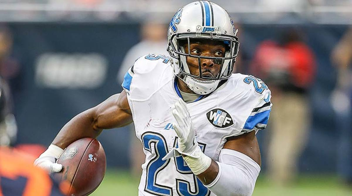 DraftKings and FanDuel Best Lineups for Week 16: Theo Riddick