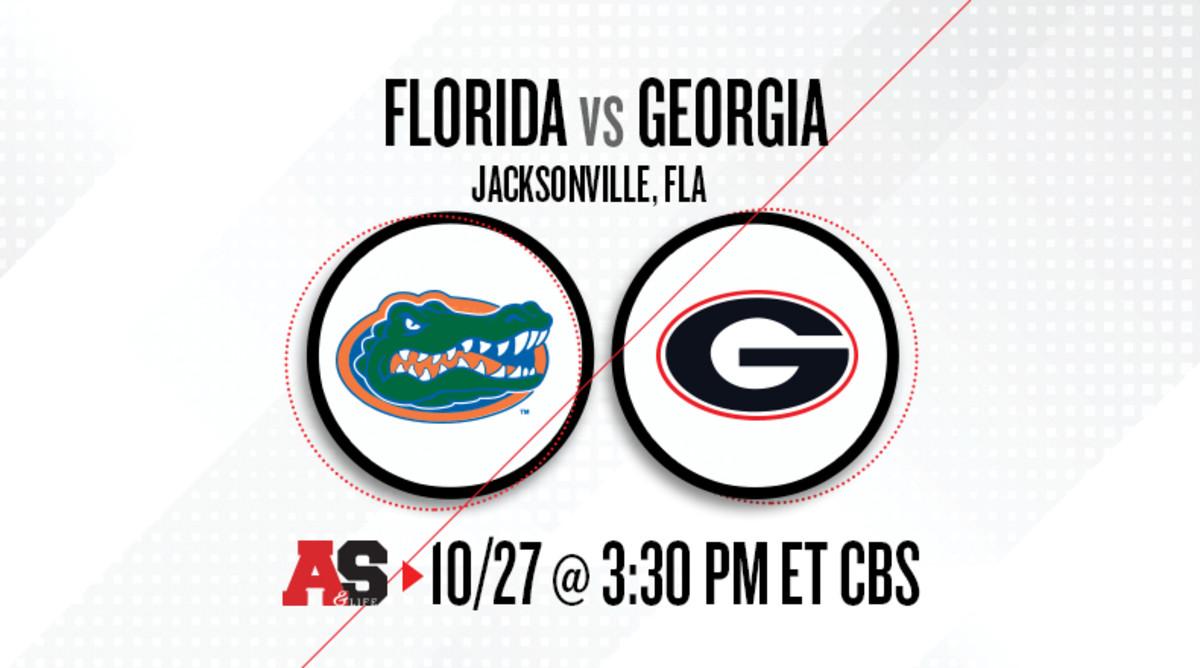 Florida Gators vs. Georgia Bulldogs Prediction and Preview