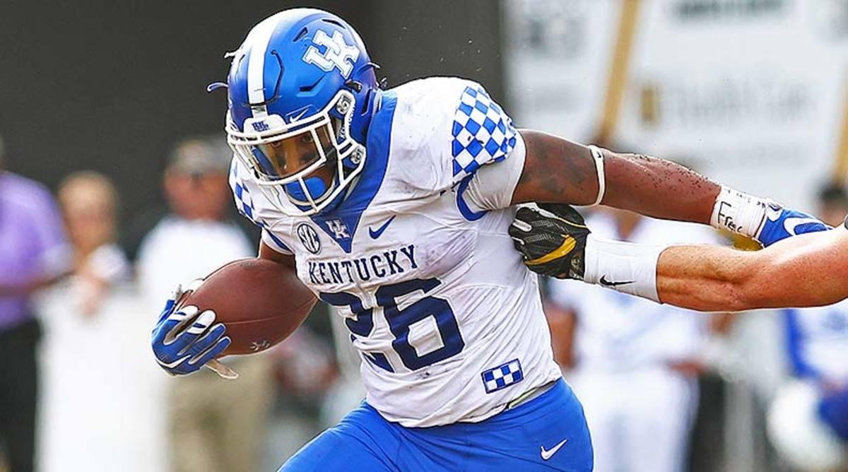 Vanderbilt Commodores vs. Kentucky Wildcats Prediction and Preview: Benny Snell Jr.