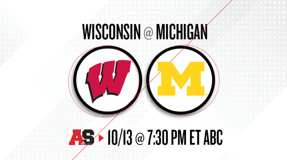 Wisconsin Badgers vs. Michigan Wolverines Prediction and Preview