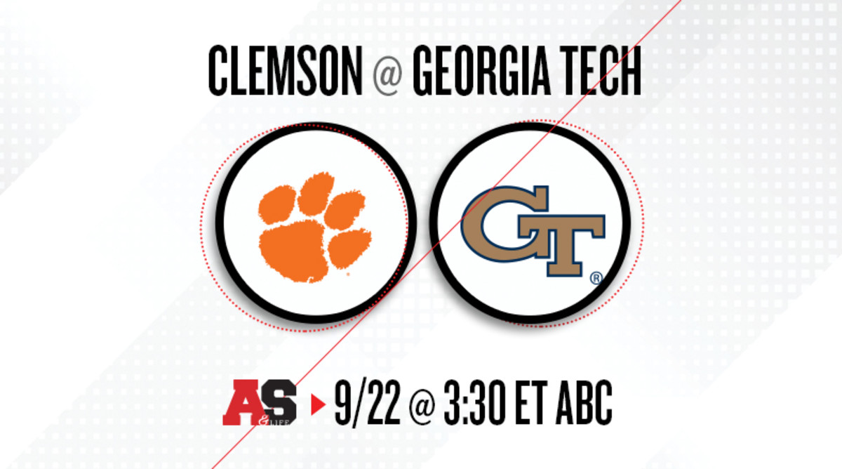 Clemson Tigers vs. Georgia Tech Yellow Jackets Prediction and Preview