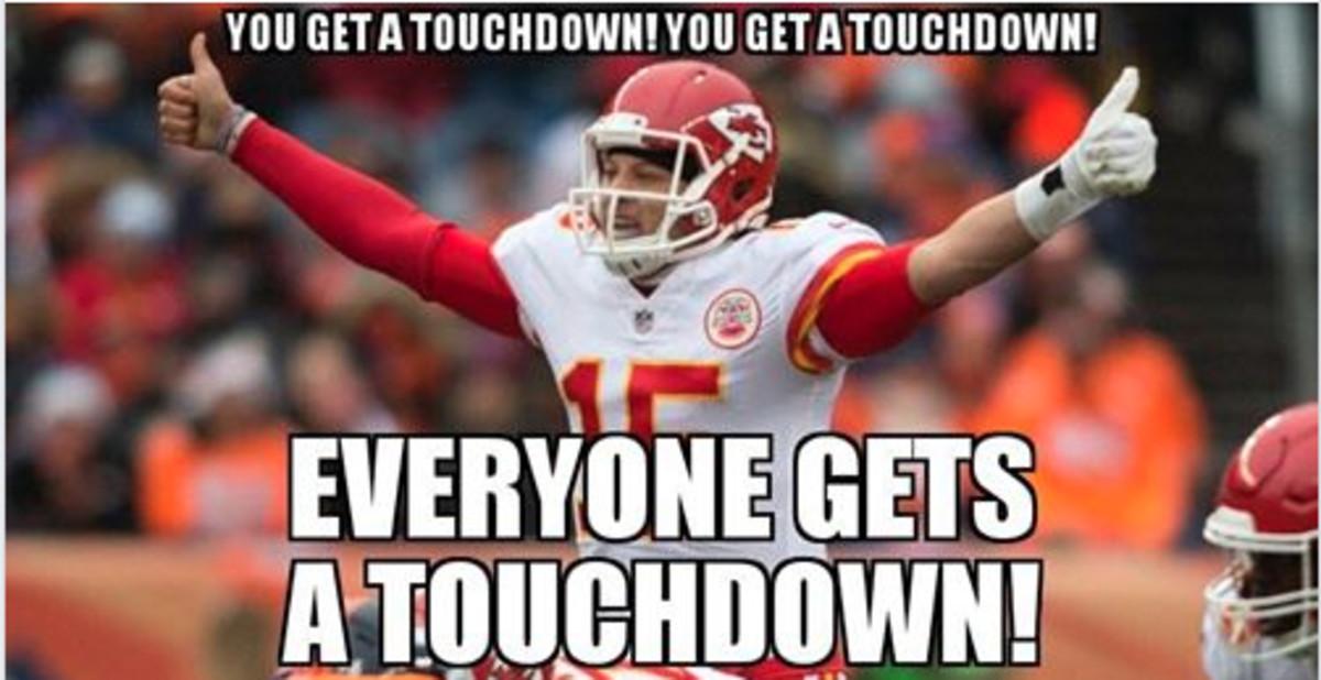 NFL Locks Meme