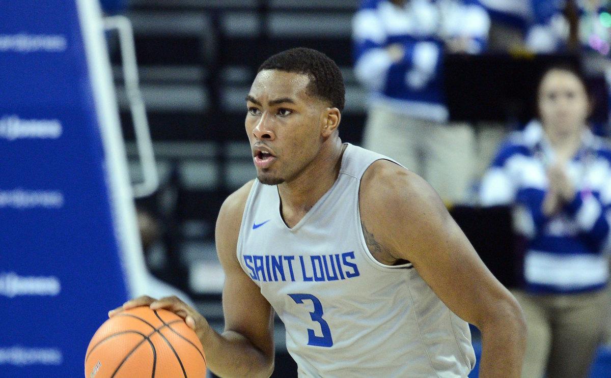 Saint Louis Basketball: Javon Bess