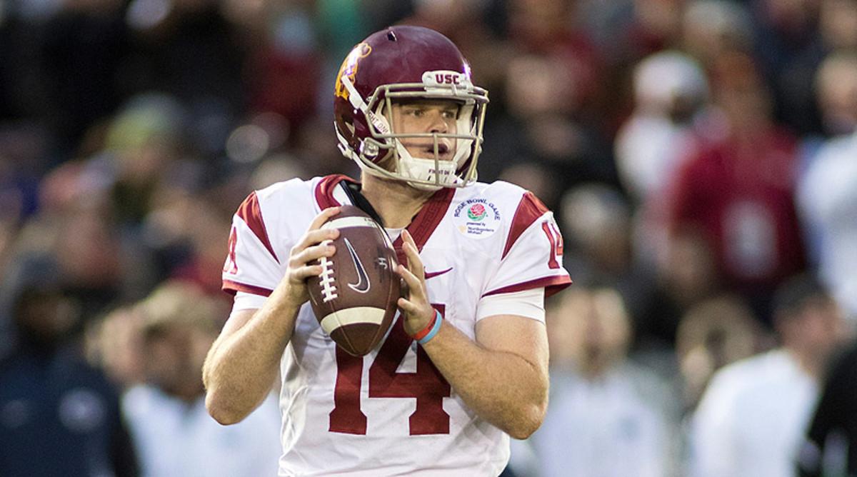 Sam Darnold, USC Football
