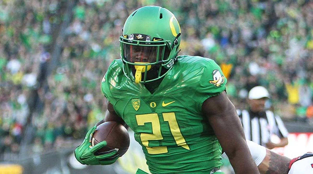 Oregon Football: Royce Freeman