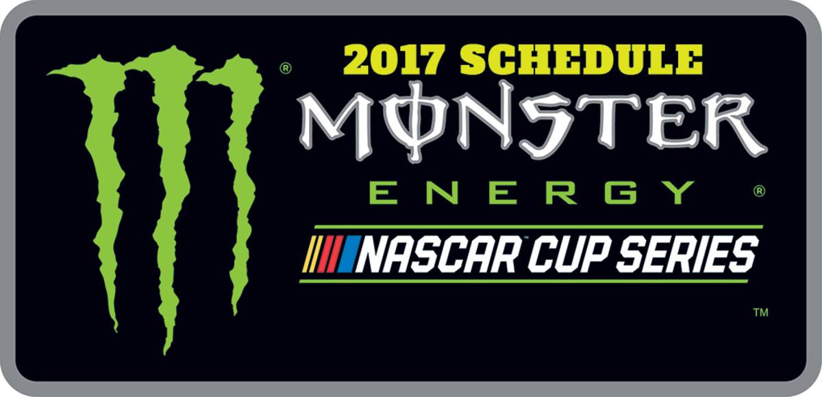 NASCAR Schedule 2017