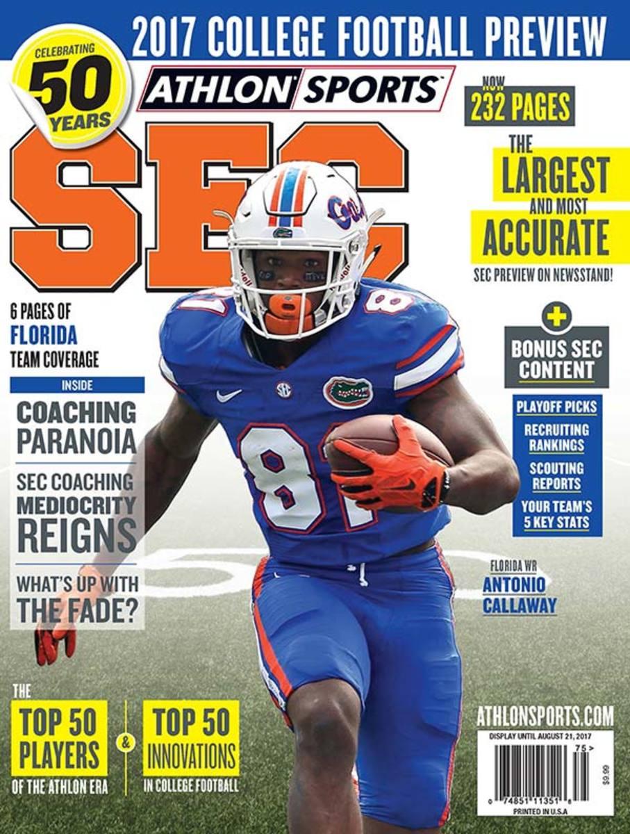 Virginia Tech Football/ACC Magazine