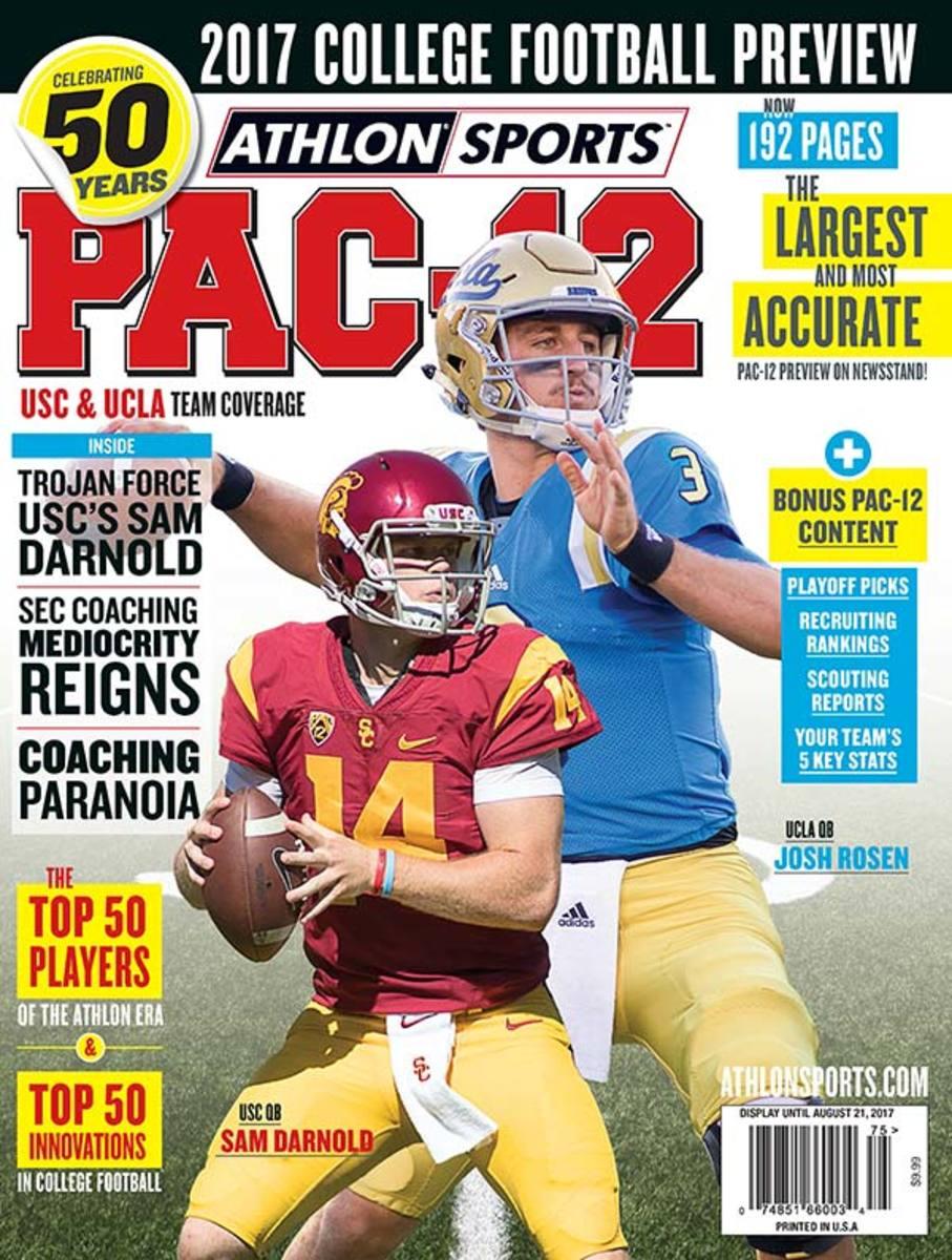 UCLA Football/Pac-12 Magazine