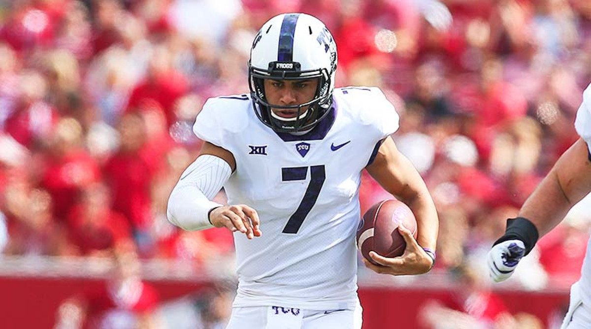 Kenny Hill, TCU Horned Frogs Football