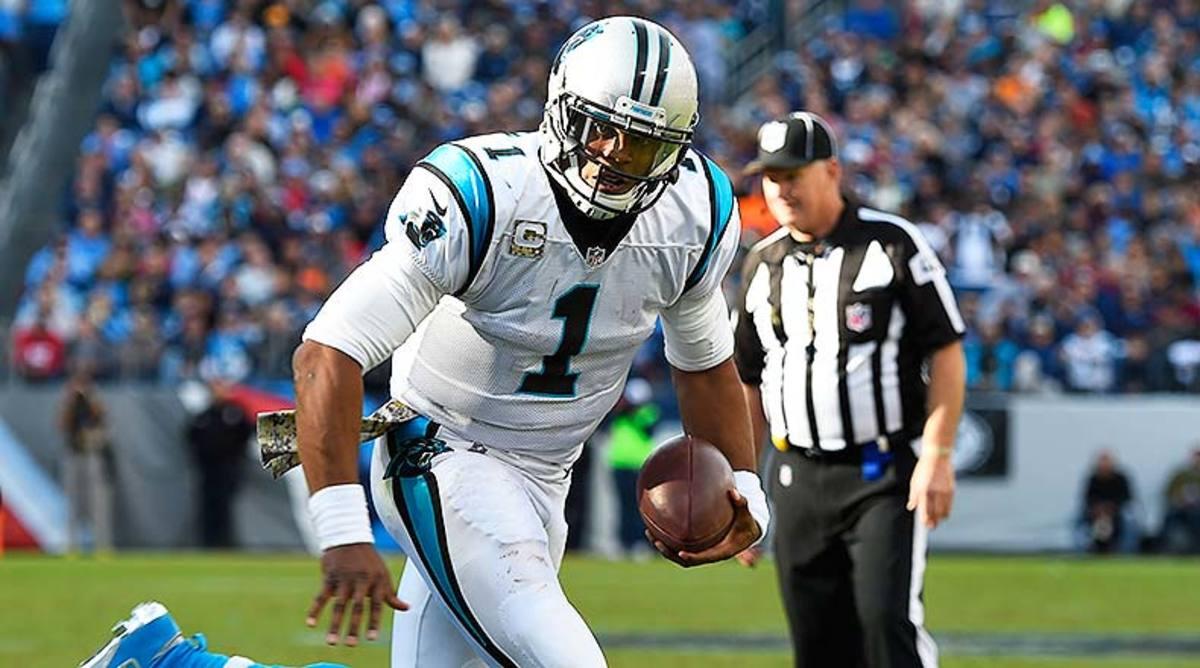 Start 'em, Sit 'em Week 14: Cam Newton