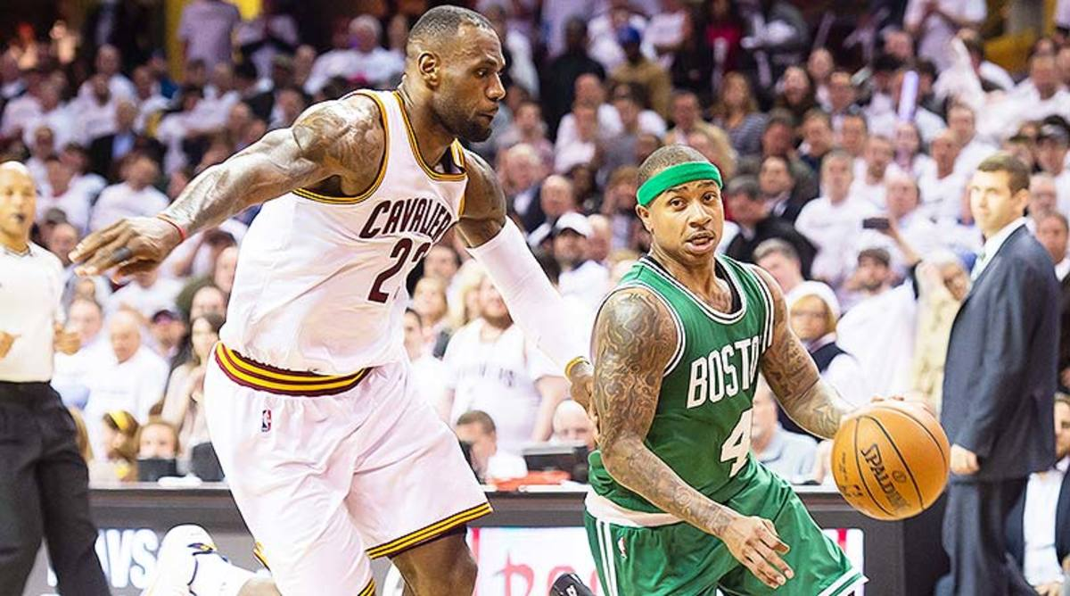 Cleveland Cavaliers vs. Boston Celtics