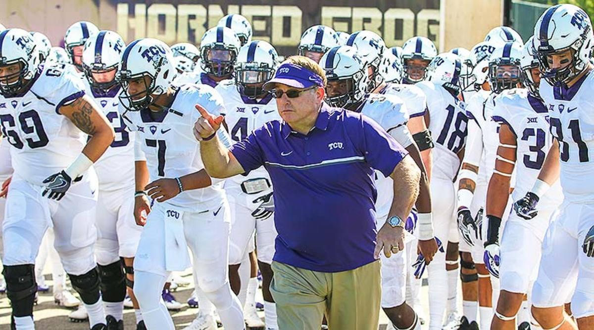 TCU Horned Frogs College Football