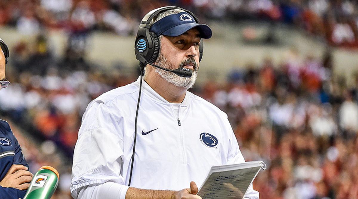 Joe Moorhead, Penn State Football