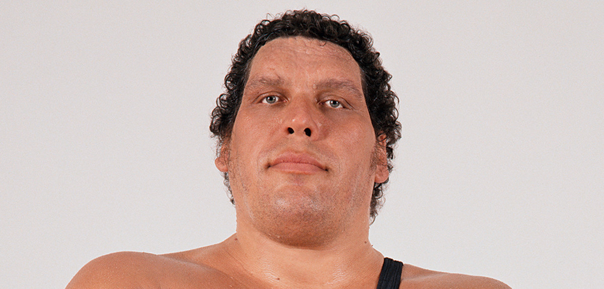 How tall was Andre the Giant?