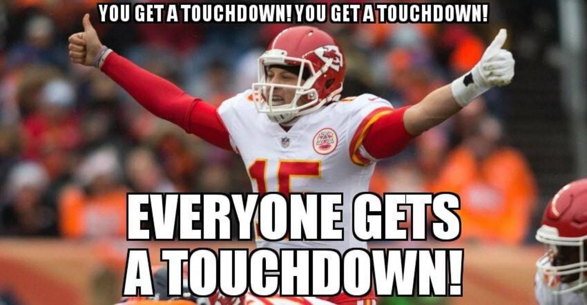 Football Locks: Chiefs meme