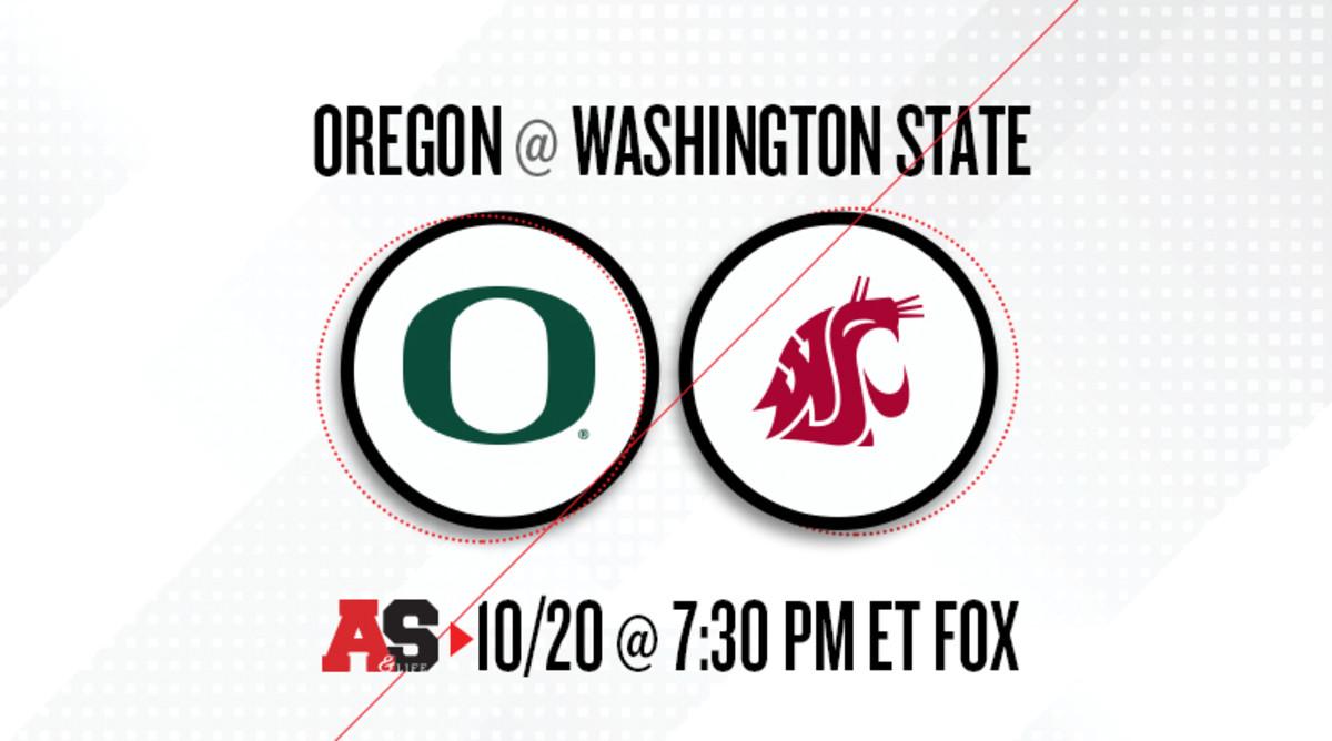 Oregon Ducks vs. Washington State Cougars Prediction and Preview