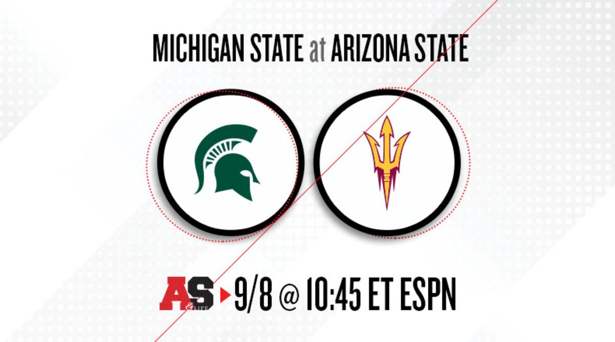 Michigan State Spartans vs. Arizona State Sun Devils Prediction and Preview