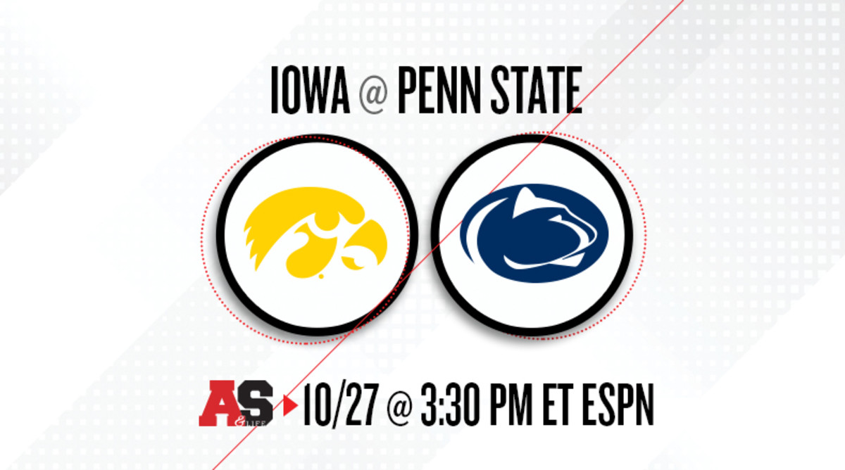 Iowa Hawkeyes vs. Penn State Nittany Lions Prediction and Preview