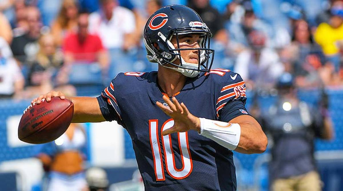 Chicago Bears QB Mitchell Trubisky